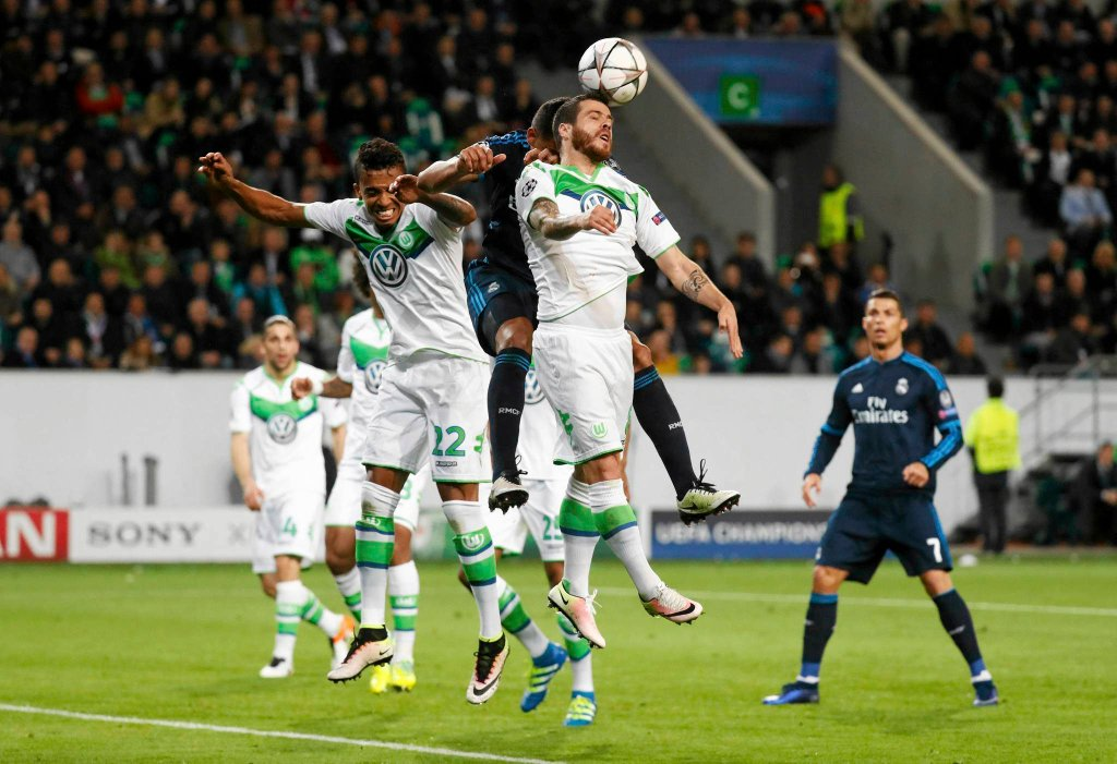 Wolfsburg v Real Madrid