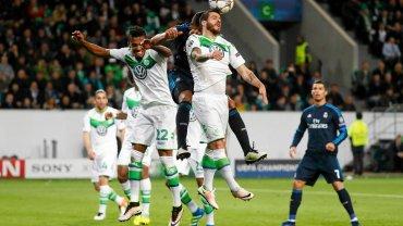 Wolfsburg v Real Madrid