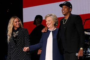 Clinton vs. Trump: bitwa na celebrytów