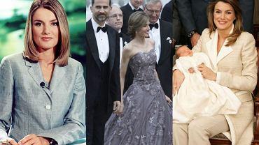 Dziś nowa królowa Hiszpanii Letizia to ikona stylu i wytworności. Kiedyś jednak najlepiej czuła się w zachowawczych garsonkach. Teraz odważnie eksperymentuje z modą zachowując przy tym klasę. Równie dobrze potrafi urzekać w codziennych zwyczajnych stylizacjach. Zobaczcie, jak wyglądała, kiedy jeszcze tytułowano ją księżną i jak zmieniał się jej styl.