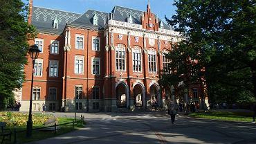 Collegium Novum Uniwersytetu Jagiellońskiego w Krakowie