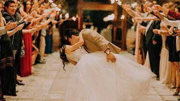 wesele - pierwszy taniec (zdjęcie ilustracyjne)