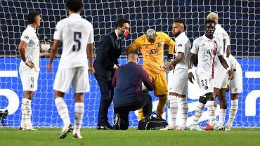 Fatalne informacje dla PSG przed półfinałem! Kluczowy piłkarz kontuzjowany