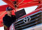 Małysz Toyotą rusza na Dakar