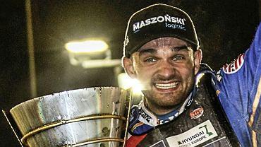 Bartosz Zmarzlik najlepszy w turnieju Grand Prix 2019 w Vojens w Danii