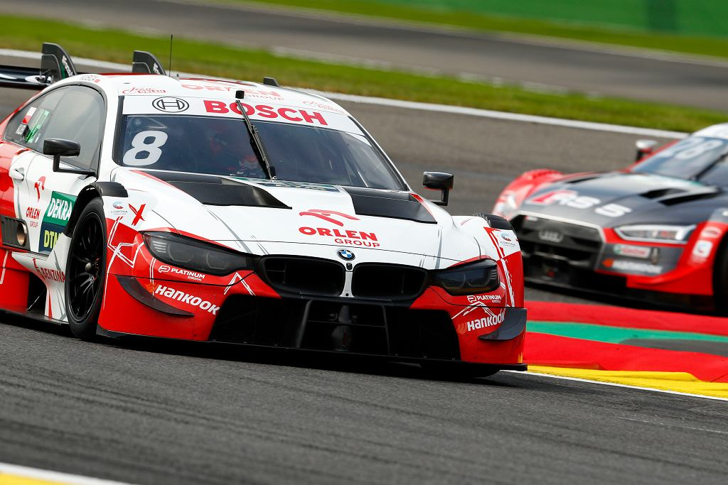 DTM Spa Francorchamps 2020, Robert Kubica