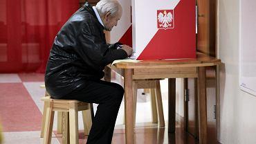 Wybory parlamentarne, Warszawa, 25.10.2015 r.