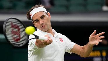 Wielkie zwycięstwo Federera na Wimbledonie! Hurkacz może zagrać z legendą