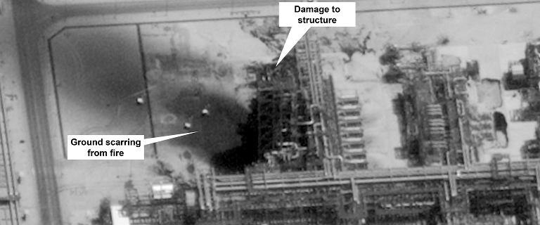 CNN o ataku na saudyjską rafinerię: Prawdopodobnie został przeprowadzony z Iranu