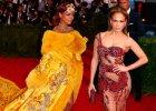 Met Gala 2015: 20 najbardziej spektakularnych stylizacji. Kim Kardashian jak Beyonce, Rihanna przyćmiła wszystkich