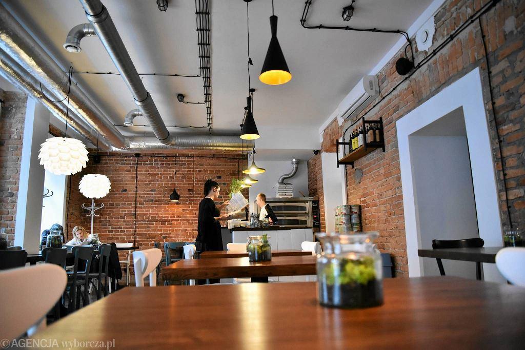 Restauracja Leonardo Verde - kuchnia roslinna  / FRANCISZEK MAZUR