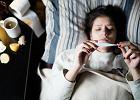 Grypa sezonowa, ptasia grypa, grypa żołądkowa - najczęstsze objawy i leczenie