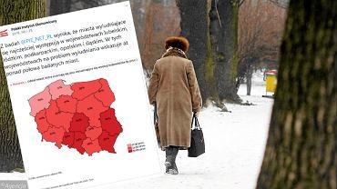 Proces wyludniania się polskich miast przyspiesza