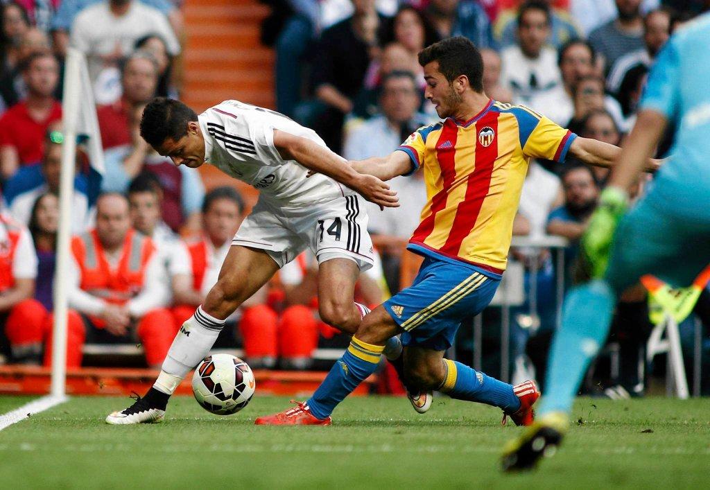 Real Madryt - Valencia