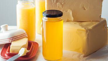 Jak zrobić masło klarowane? Przepis jest bardzo prosty! Zdjęcie ilustracyjne