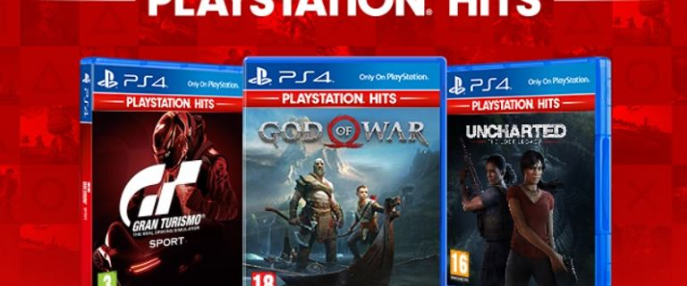 Gry z serii PlayStation Hits tańsze w pakietach w Euro i Media Markt