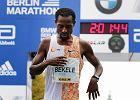 """Kenenisa Bekele był o krok od pobicia rekordu świata w maratonie! """"Nie poddam się"""""""