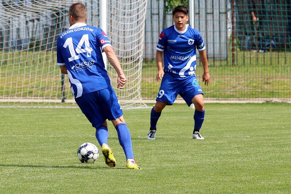Sobota, 24 lipca 2021 r. Piłkarski mecz towarzyski: Stilon Prosupport Gorzów - Spójnia Ośno Lubuskie 3:0 (1:0)
