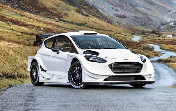 Ford Fiesta WRC 2016