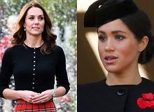 Meghan Markle kopiuje styl księżnej Kate