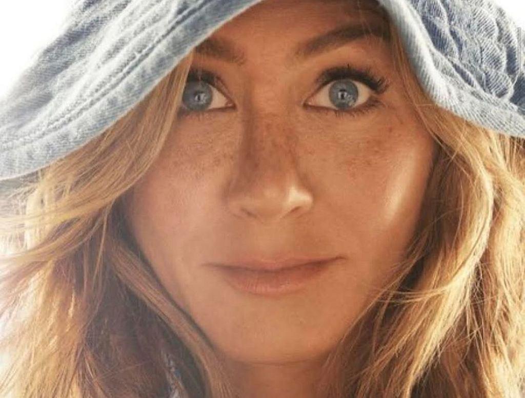 Jennifer Aniston - trening