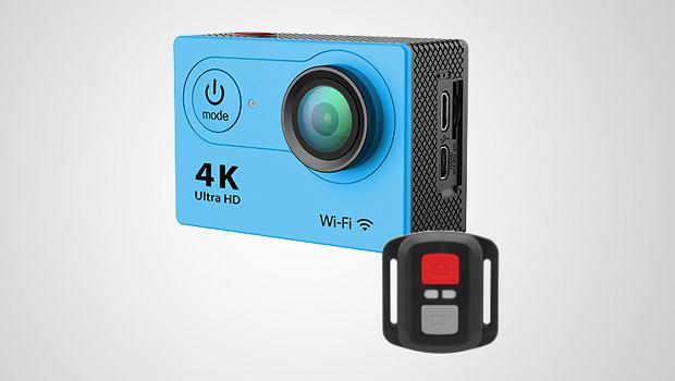Eken H9R - dostępna w różnych kolorach