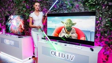 LG OLED Ultra HD - mała, wielka premiera