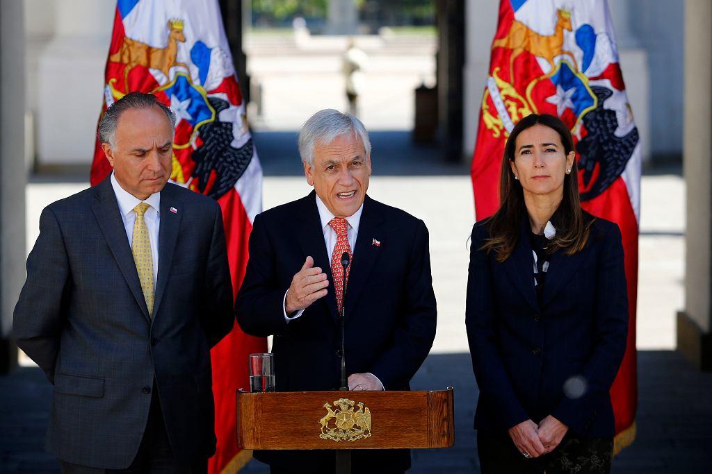 Chile odwołuje COP25