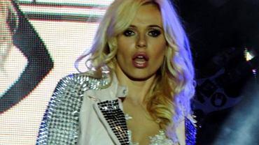 """Doda w czasie trasy koncertowej """"Riotka Tour"""""""