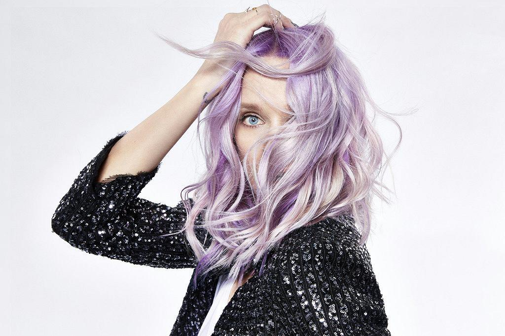 #Lavenderhair