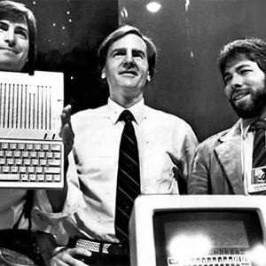Ronald Wayne współzałożyciel Apple
