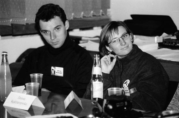 Zdjęcie numer 6 w galerii - Tak wyglądał Festiwal Camerimage w Toruniu 25 lat temu [ZDJĘCIA]
