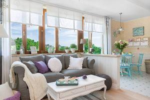 10 pomysłów na przytulny duży pokój w bloku