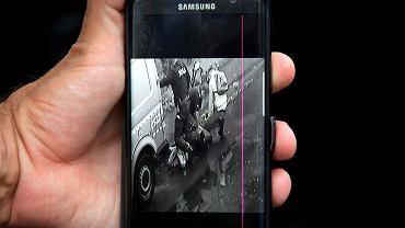 Interwencja policji w Lubinie