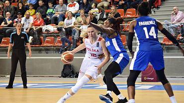 14 listopada 2019 r., kwalifikacje do Eurobasketu 2021: Polska - Wielka Brytania 63:75