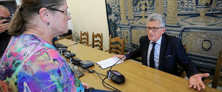 PiS nagle wycofało poparcie dla Jastrzębskiego na sędziego TK