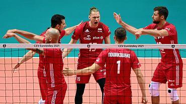 Polscy siatkarze bez problemu pokonali Finlandię i zameldowali sie w ćwierćfinale mistrzostw Europy
