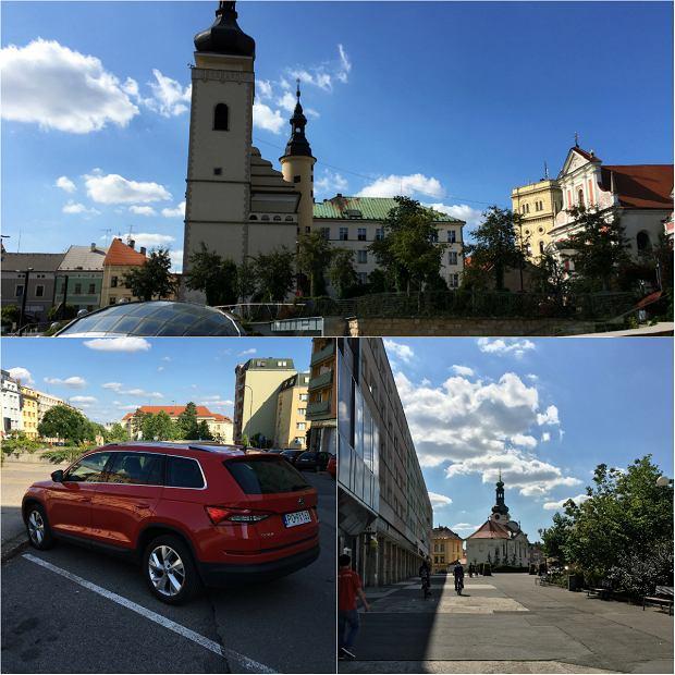 Skoda Kodiaq w Mladzie Boleslav