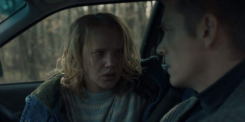 Joanna Kulig w pierwszym odcinku serialu 'Hanna'
