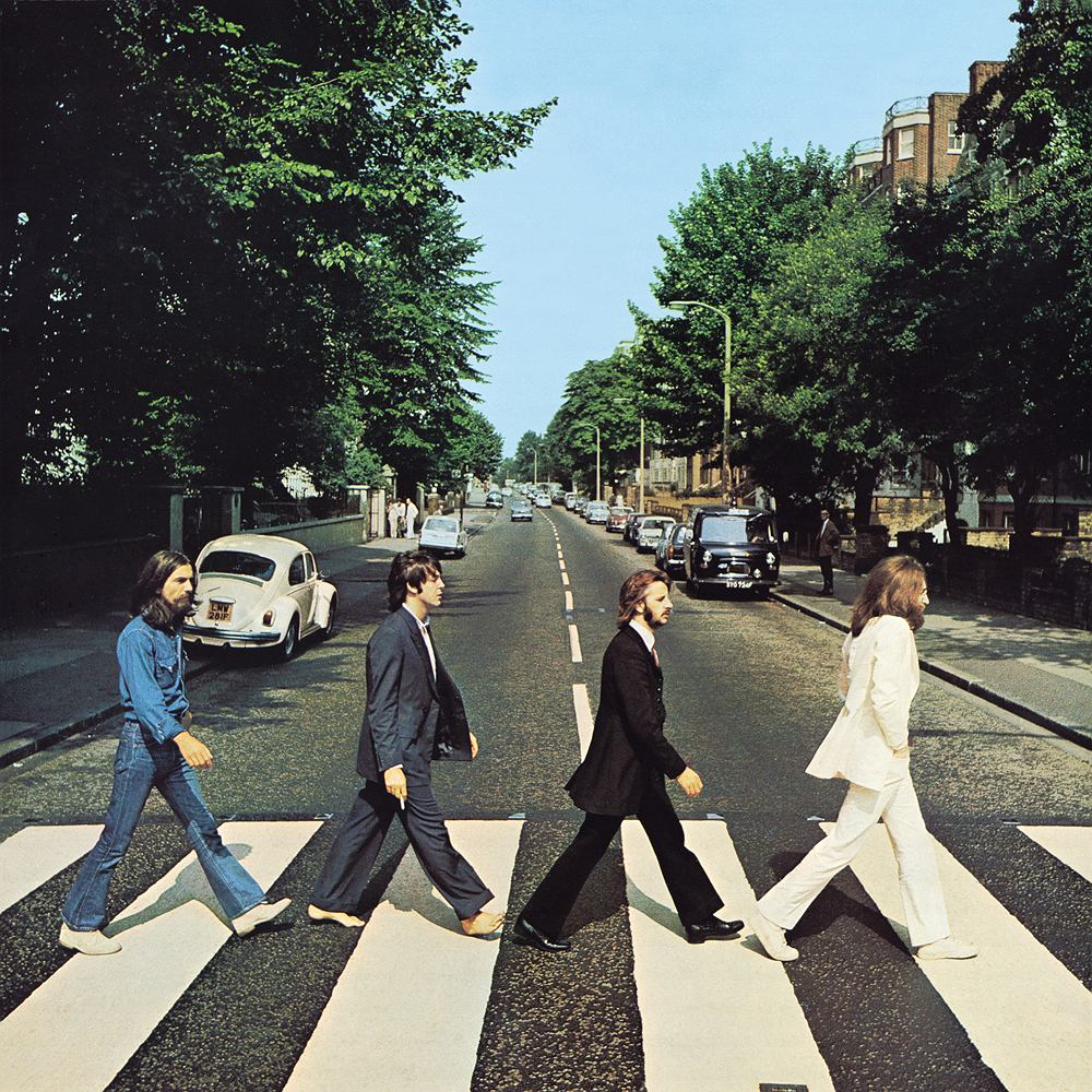 The Beatles - Abbey Road