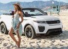 Range Rover Evoque - czy to najbardziej kobiecy SUV klasy premium?
