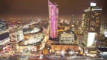 Warszawa to najbogatszy region kraju