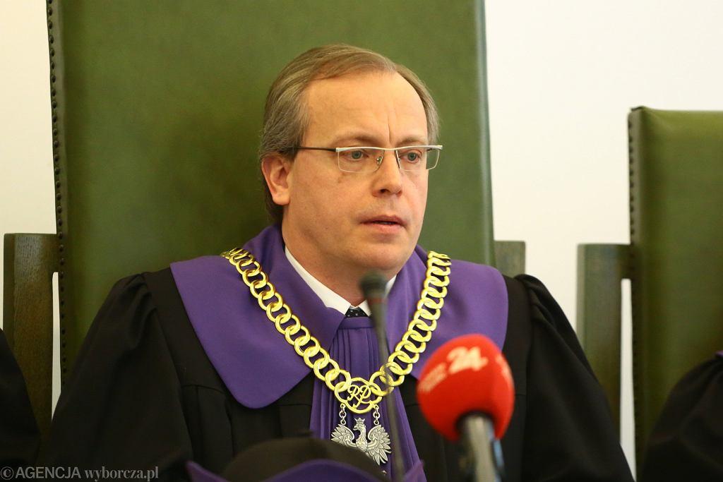 Sędzia Tomasz Przesławski