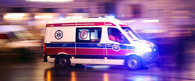 Wrocław. 21-letnia kobieta stanęła w ogniu. Dolewała paliwa do piecyka