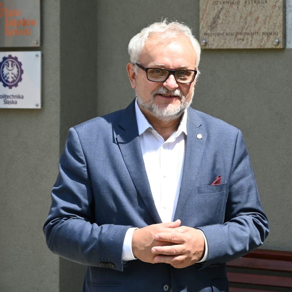 Arkadiusz Czech, burmistrz Tarnowskich Gór