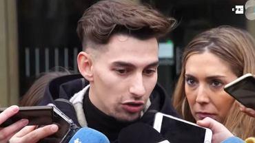 Trzech hiszpańskich piłkarzy skazano na 38 lat więzienia