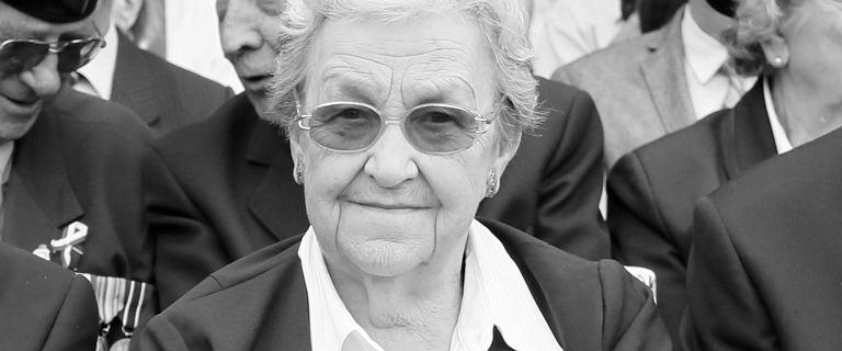 Nie żyje powstanka Hanna Stadnik. W październiku brała udział w proteście kobiet