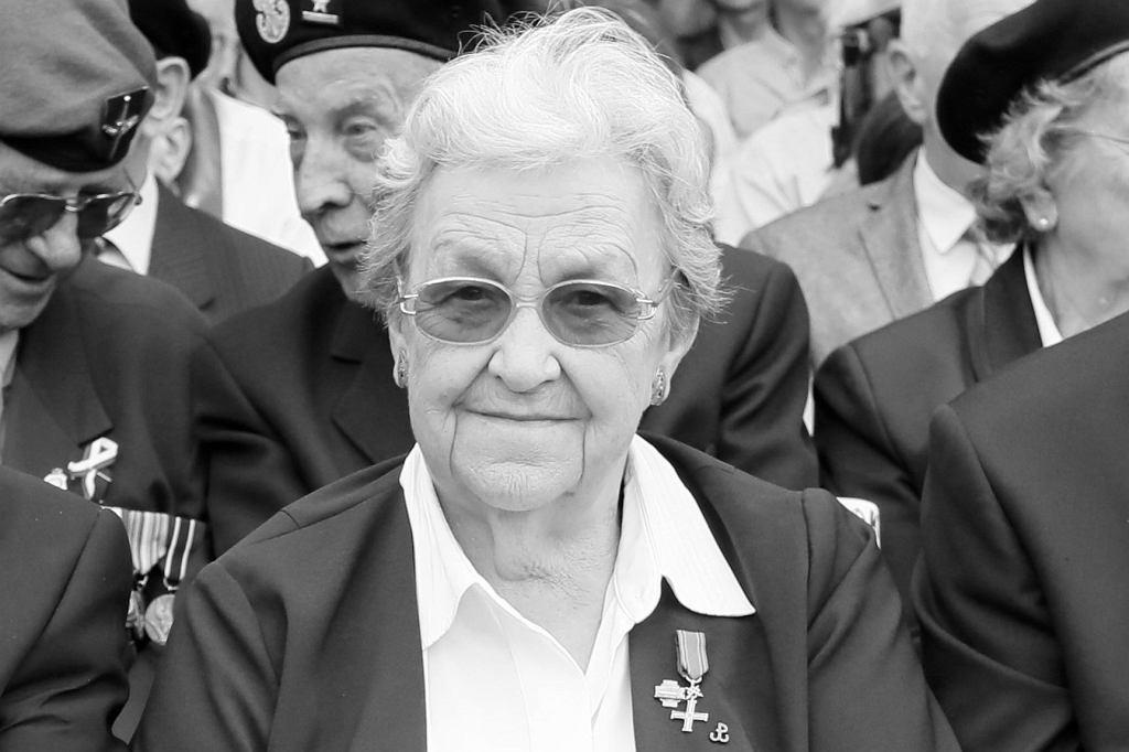 Nie żyje Hanna Stadnik
