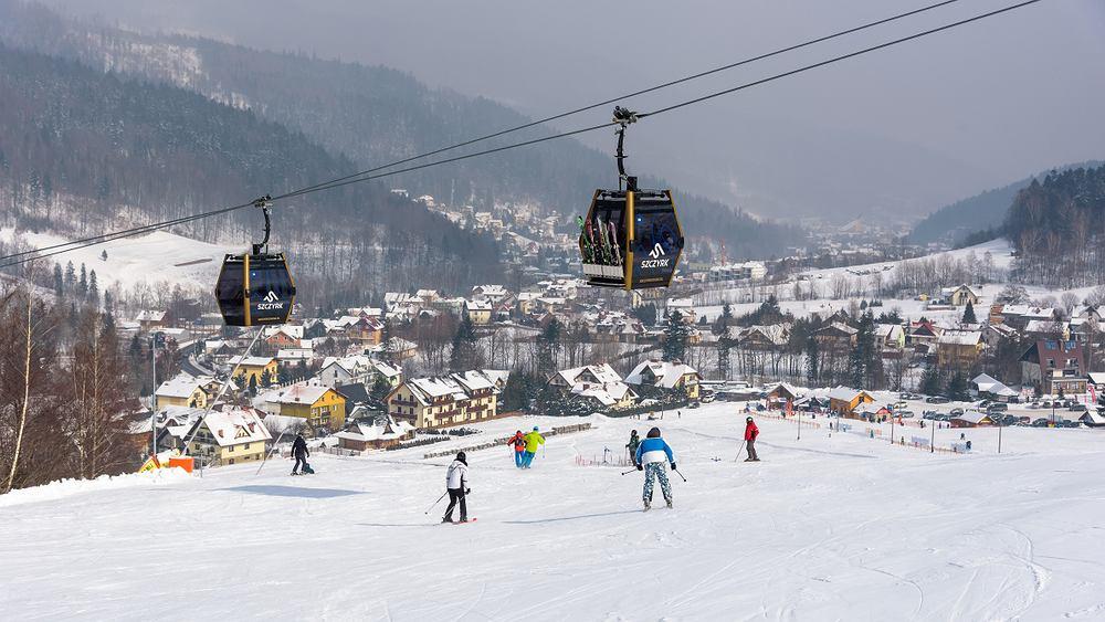 Stok narciarski (zdjęcie ilustracyjne)