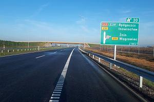 Droga ekspresowa S5. Przed świętami do użytku oddano kolejne 25 km S5